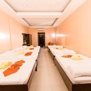 room dormitory